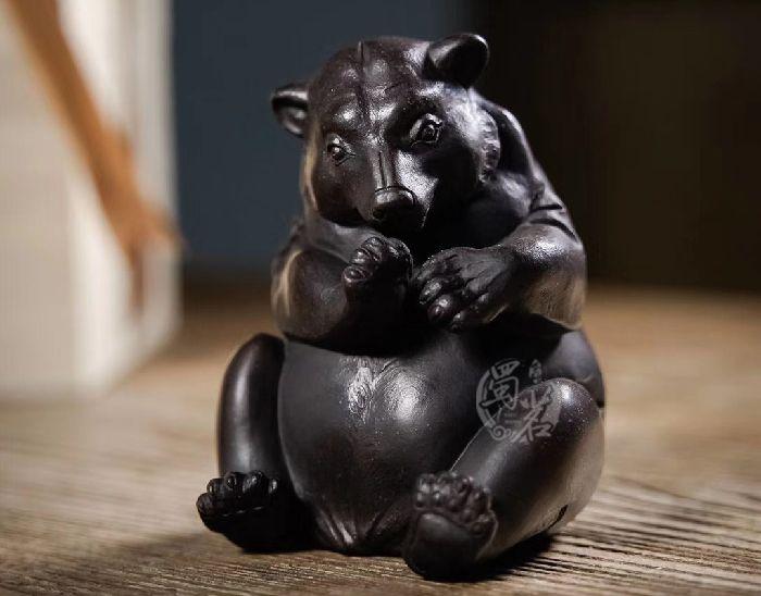 佛系太极熊