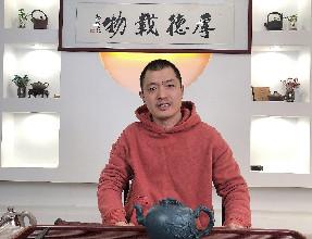 走进艺人|国大师邱玉林弟子、国工薛锋