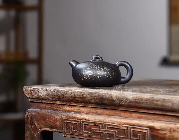 百子壶(镶24k金)