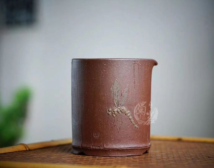 清竹公道杯