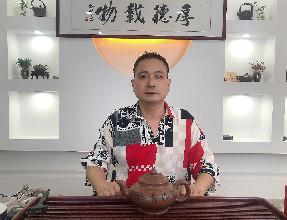 紫砂人物 | 省大师徐元明高徒、陶祖公范蠡后人——...
