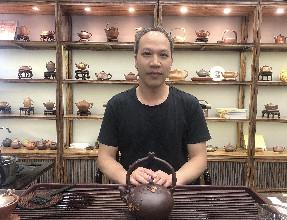 紫砂人物|国家级高级工艺美术师——范泽明