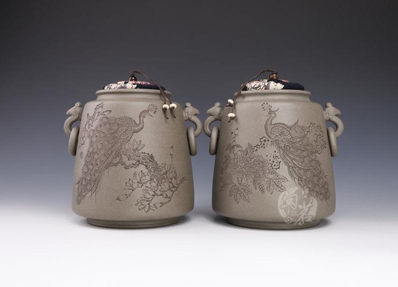 最佳的饮茶体验应该从存茶开始哦!!