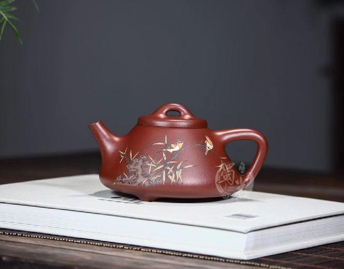 子冶石瓢(褚萍绘)